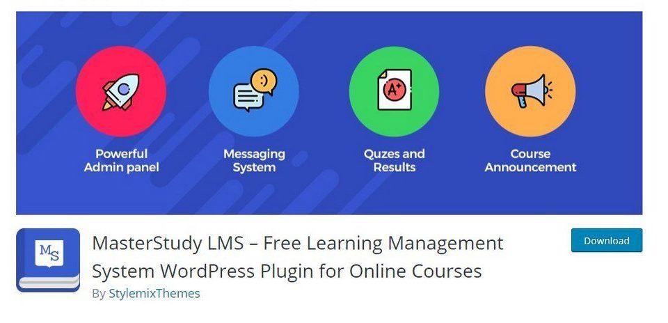 Плагины онлайн-курсов