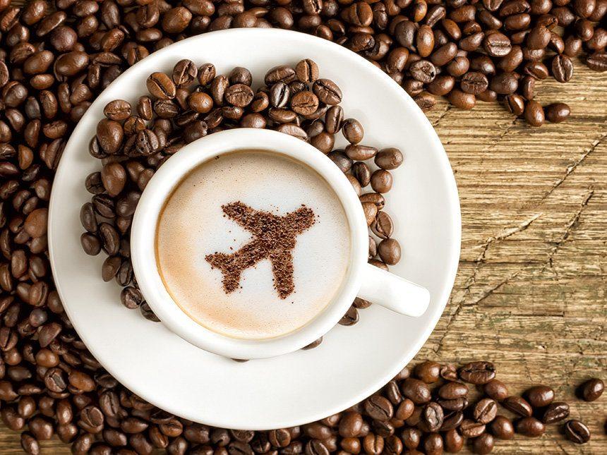 Продвижение магазина кофе