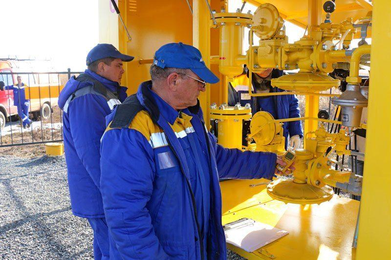 Продвижение газового оборудования