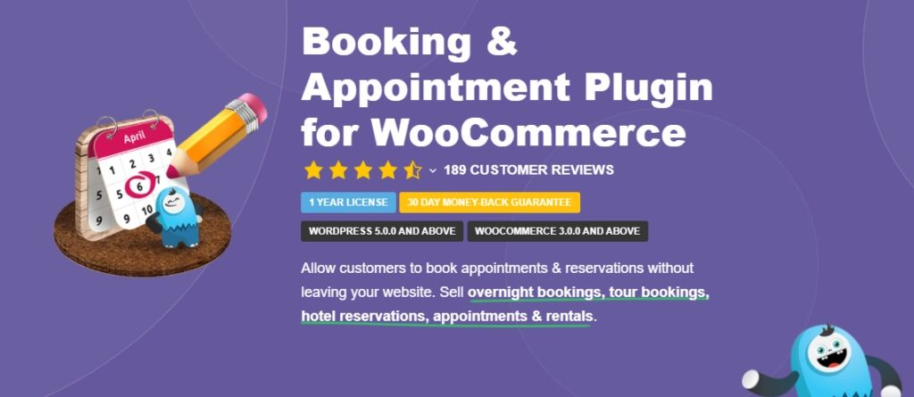 Tyche Booking and Appointment Booking Plugin