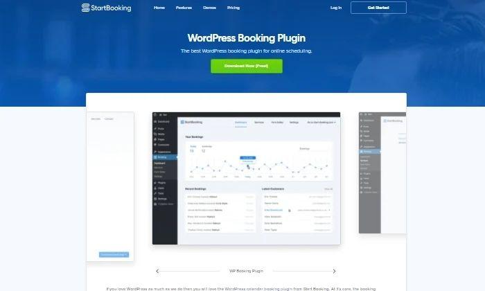 StartBooking