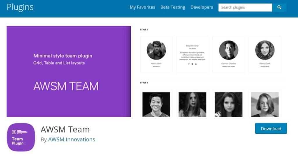 AWSM Team Pro