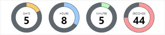 Countdown Builder timer