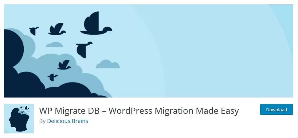 WP Migration DB