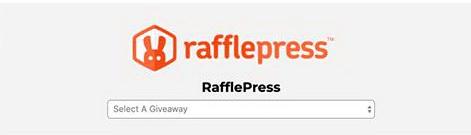 RafflePress block