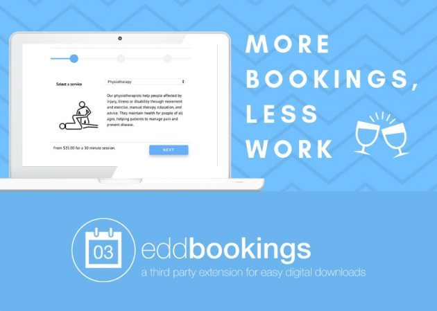 EDD Bookings1